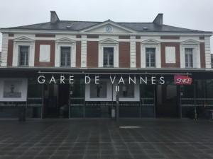 Photo Gare de Vannes