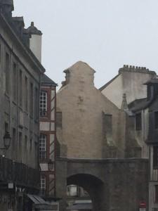 Rue Saint Vincent Vannes$