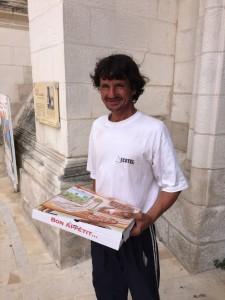 Photo Sébastien SDF La Rochelle juillet 2015