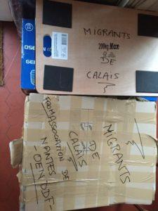 Migrants Calais Groupe Electrogène 2